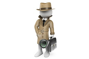 Private Investigator Violate an Order of Protection